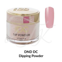 DND DC Dip Powder 142 BRITISH LADY