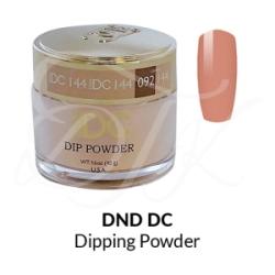 DND DC Dip Powder 144 MORNING EGGNOG
