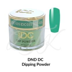 DND DC Dip Powder 035 Lucky Jade