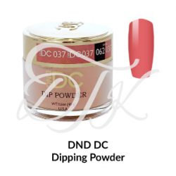 DND – DC Dip Powder 037 TERRA PINK