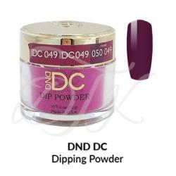 DND DC Dip Powder 049 DAZZLE ZONE