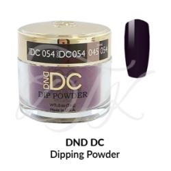 DND DC Dip Powder 054 MUD OAK