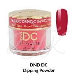 DND DC Dip Powder 069 ROYAL PINK
