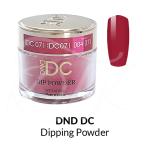 DND DC Dip Powder 071 CHERRY PUNCH