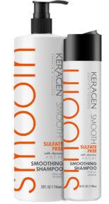 keragen smoothing shampoo