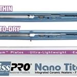 "BabylissPRO Nano Titanium 1"" & 1 1/2"" Ultra-Thin Straightener Combo Package Deal"