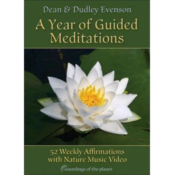 A Year of Guided Meditations DVD Feature Image