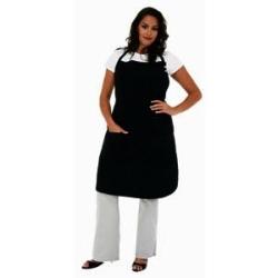 Betty Dain Plus Size Stylist Apron - Black - Style 2214