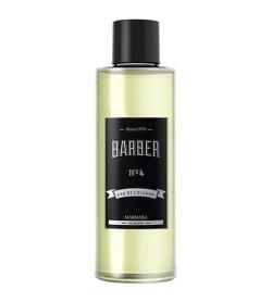 MARMARA Barber Cologne Nº 4 500ml - Yellow
