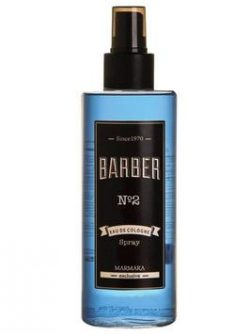 Marmara Barber Cologne Spray Nº 2 250ml – Blue
