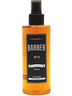 Marmara Barber Cologne Spray Nº 3 250ml – Brown