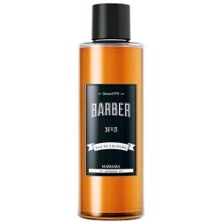 MARMARA Barber Cologne Nº 3 500ml - Brown