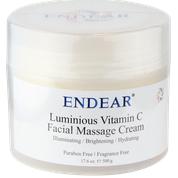 Endear Luminious Vitamin C Facial Massage Cream