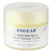 Endear CoQ10 Anti-Aging Facial Massage Cream