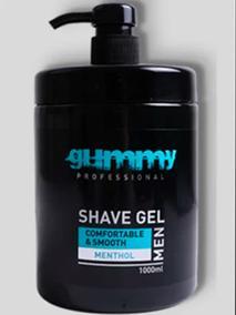 Gummy Shave Gel - Menthol