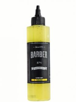Marmara Barber Shave Gel Nº 4 250ml – Yellow