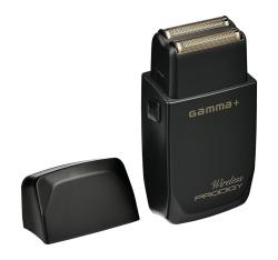gamma foil shaver black