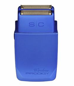 StyleCraft Wireless Prodigy Turbocharged Foil Shaver Blue