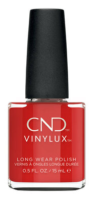 CND VINYLUX Devil Red