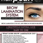 Brow Lamination / Certification Classes By Hairpearl