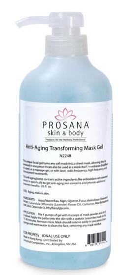 Prosana Anti-Aging Transforming Mask Booster Gel