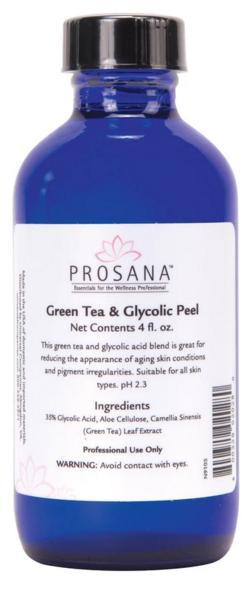 Prosana Green Tea Glycolic Peel
