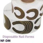 disposable nail forms