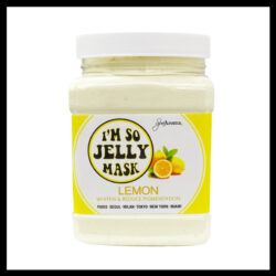 lemon jelly mask