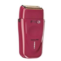 BaBylissPRO® FX3 Professional High Speed Foil Shaver FXX3S