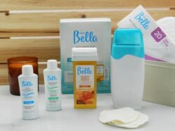 Depil Bella Hair Removal Roll on Waxing Kit